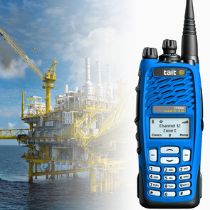 DMR Intrinsically Safe