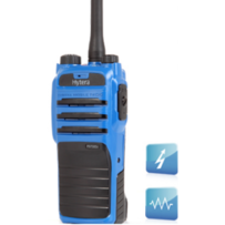 Hytera PD712Ex-GMDT  Digital Portable IS Radio