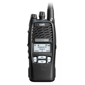 Tait TP9355 DMR Tier II Portable Radio - 4 Key Display