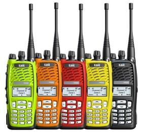 Tait TP9360 DMR Tier II Portable Radio