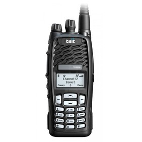 Tait TP9360 DMR Tier III Portable Radio
